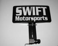 Z32 - Swift Motorized Hideaway Plate