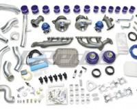 G35 - Greddy TT Kit