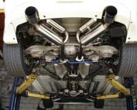 G35 - HKS Hi Power Dual Exhaust