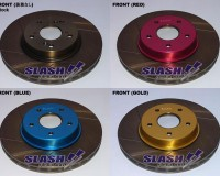 Z32 - Slash 1way Rotor Covers Set