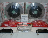 "R32 - StopTech Front 14"" 4Pist BBK"