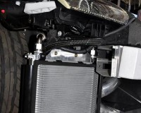 R35 - Boost Logic Oil Cooler
