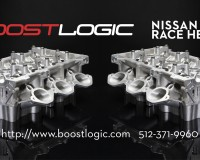 R35 - Boost Logic Race Head