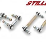 STILLEN Adjustable Sway Bars w Adjustable Endlinks GT-R35 a