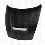 Seibon Z34 VSII-style carbon fiber hood