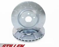 Z33 - Stillen 1pc Rear Hook Slot Rotors