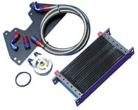 Z32 - Stillen TT Oil Cooler Kit