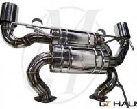 Z34 - Meisterschaft GTS Exhaust