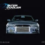 Blitz Front Mount Intercooler VSpec R32