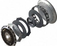 R32 - Carbonetic Twin CF Clutch 1100kg