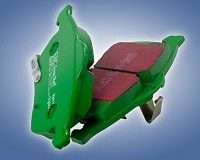 G37 - EBC Greenstuff Rear Sports Pads