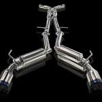 HKS Hi-Power Dual Exhaust System Infiniti G37