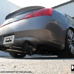 HKS Hi-Power Dual Exhaust System Infiniti G37 Coupe 2008