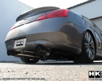 G37 - HOS Hi-Power Dual Exhaust