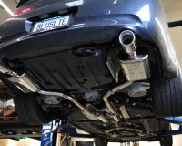 G37 - MXP SS Exhaust w/ Dual Tips Sedan
