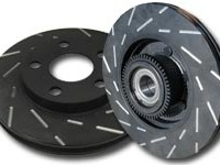 G37 - EBC Ultimax Slotted Front Rotors