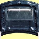 DSpeed CF Hood Z32 Rear