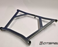 R35 - GTSPEC 4 Point Mid Chassis Ladder Brace
