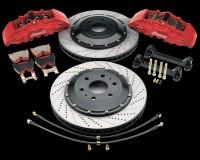 "S13 - Rotora Rear 2pc 13"" BBK 4Pist"