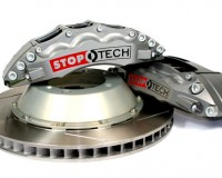 S13 - StopTech 4Pist Trophy Front BBK 4Lug