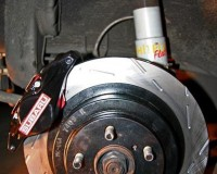 S13 - EBC Ultimax Slotted Rear Rotor 4Lug