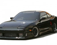 S13 - ChargeSpeed Full Body kit HB