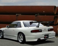 S13 - ChargeSpeed Rear Bumper Coupe