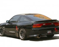 S13 - ChargeSpeed Rear Bumper HB