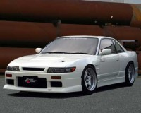 S13 - ChargeSpeed Front Bumper Coupe