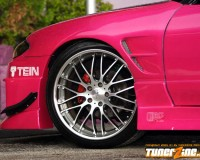 S13 - ChargeSpeed S15 Conver D-1 Wide Font Fenders
