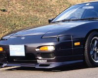 S13 - ChargeSpeed Type1 Front Lip Spoiler HB