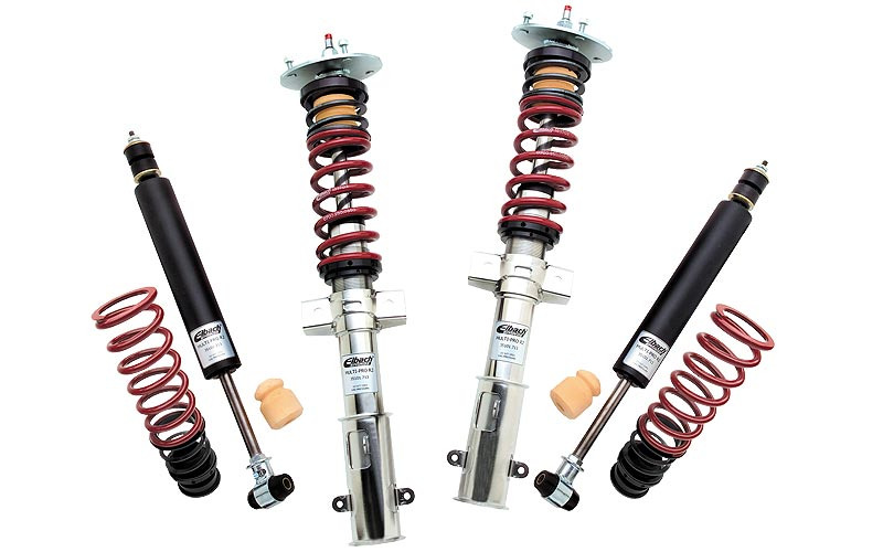 eibach pro street coilover kit 350z g35 coupe 03 07. Black Bedroom Furniture Sets. Home Design Ideas