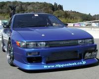 S13 - Hippo Sleek Front Bumper