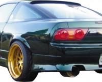 S13 - JP Type1 Rear Bumper