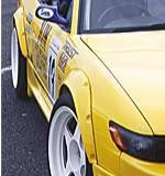 S13 - JUN Font & Rear Flairs
