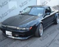 S13 - VIS CF OEM Hood Coupe
