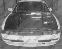 S13 - VIS CF Invader Hood Coupe