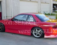 S13 - Version Select V3 Side Skirts Coupe