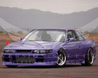 S13 - Version Select V4 Side Skirts Coupe