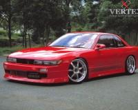 S13 - Vertex Front Bumper Coupe