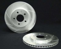 S13 - Power Slot Rear Cryo Slotted Rotor