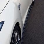 Abflug Carbon Fiber Side Skirts Nissan GTR R35 09a