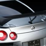 Abflug Dry Carbon Rear Spoiler Nissan GT-R R35 09