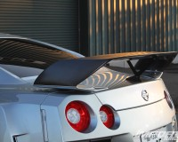 R35 - Abflug Dry Carbon Rear Spoiler