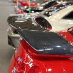 Abflug Dry Carbon Ver 2 Rear Spoiler Nissan GTR R35 09