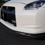 Abflug Front Lip Under Diffuser CF FRP Nissan GTR R35 09