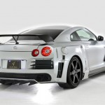 Abflug Rear Over Fenders FRP Nissan GT-R R35 09