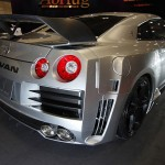 Abflug Rear Over Fenders FRP Nissan GT-R R35 09a