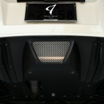 Abflug Rear Under Spoiler (FRP) Nissan GT-R R35 09b