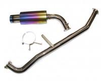S13 - AP Ti Catback Exhaust